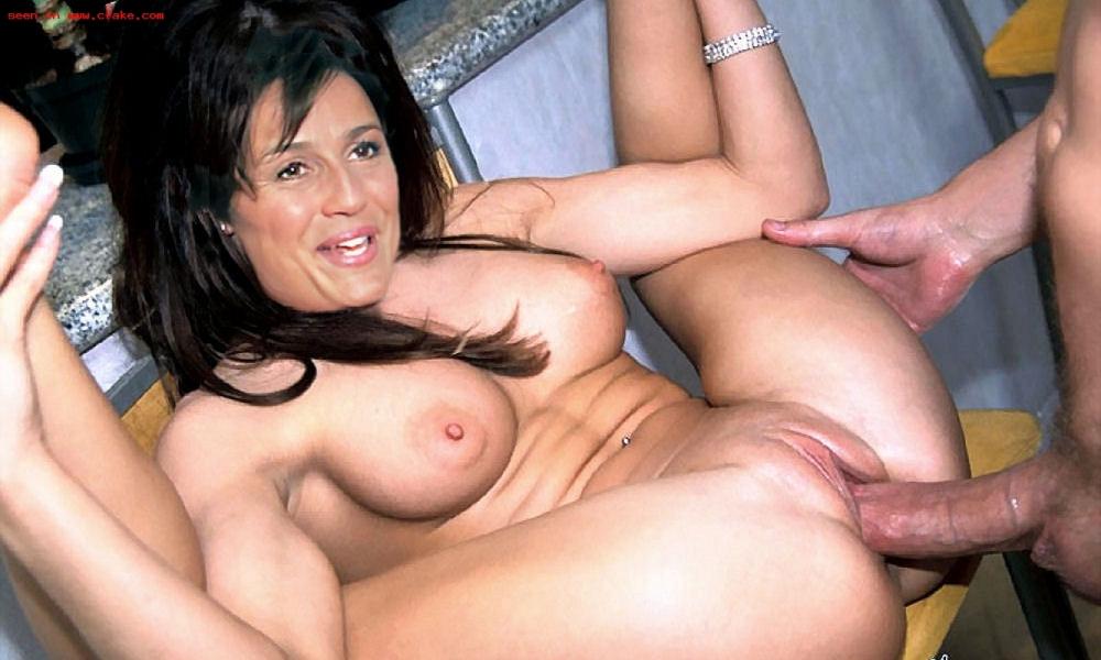 Sandra meischberger nackt