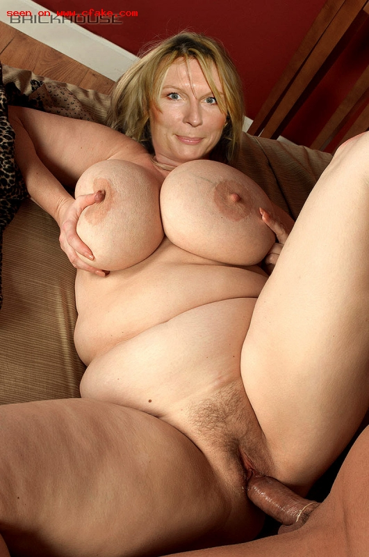 Nackt  Jennifer Saunders Jennifer Saunders