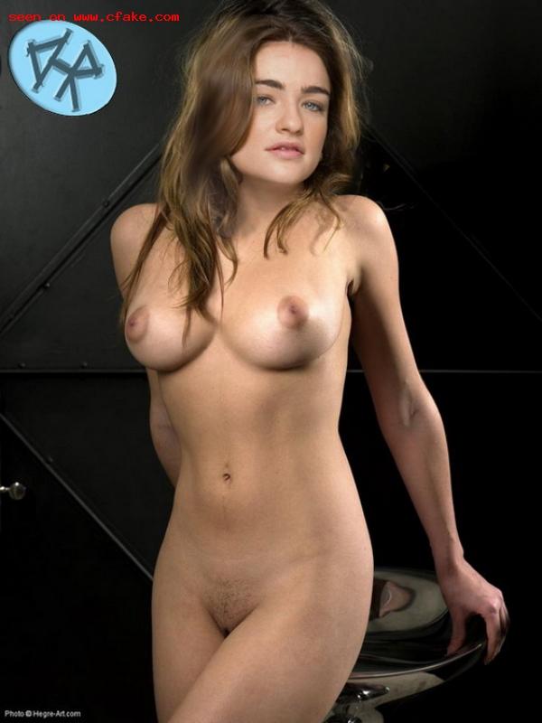Ania Bukstein  nackt