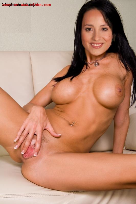 Stephanie stumph nackt fake
