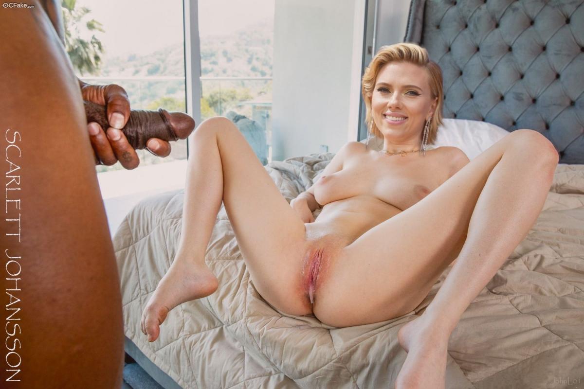 Scarlett Johansson Cfake